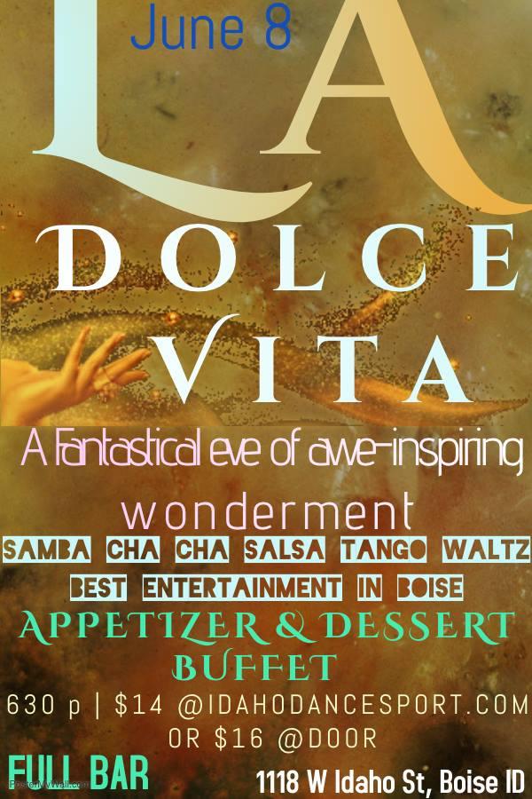 Boise Latin Dance Event 2017